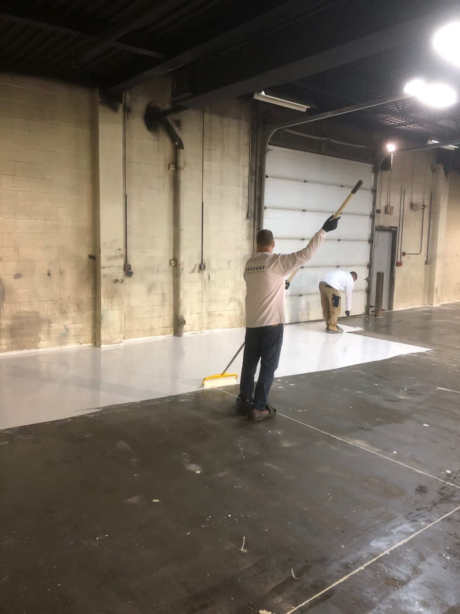 Implementing Epoxy Flooring in Edmonton