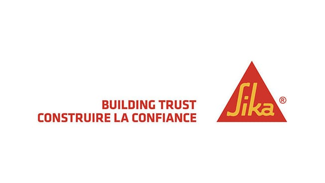 Sika logo - Building Trust